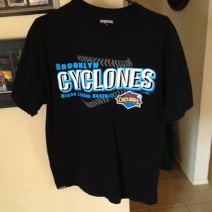 Brooklyn Cyclones Minor-League Men's Large shirt